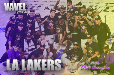 LeBron James wins his 4th ring as Lakers blow-out the Heat in Game 6
