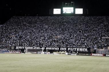 Santos pede transferência de jogos por dois meses para o Pacaembu