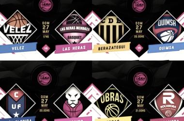 Liga Femenina, torneo clausura: Fecha 2 | Foto: Liga Femenina de Basquet