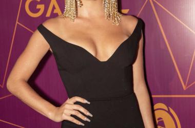 Lali Espósito en los Premios Gardel 2019 | Fuente: El Portal de Salta