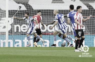 Real Sociedad quebra jejum e encerra 2020 com vitória sobre rival Athletic Bilbao