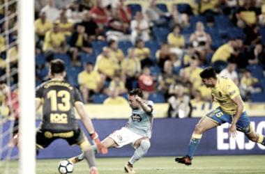 UD Las Palmas vs RC Celta de Vigo | Foto vía: laliga.es