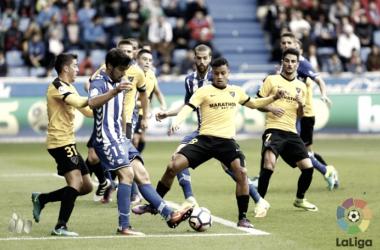 Análisis del rival: Abelardo mejora a un Alavés en urgencias