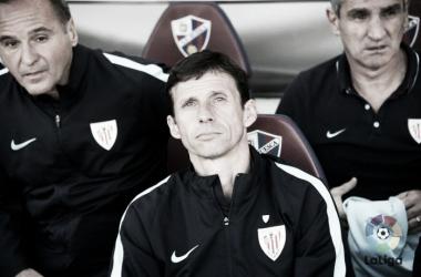 """Ziganda: """"Seguiremos paseando el nombre del Athletic por Europa"""""""