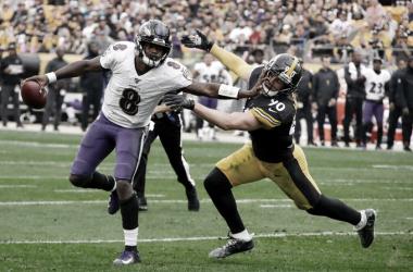 Ravens se llevan el clásico de la AFC Norte ante los Steelers