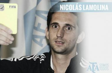 Nicolás Lamolina (Fto: AFA)