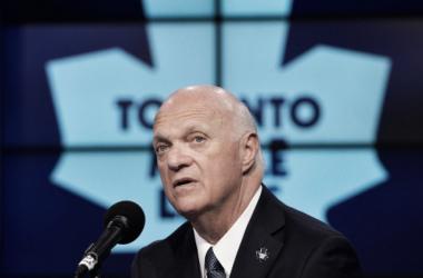 ¿Un paso a un lado o la marcha de Lou Lamoriello de Toronto?