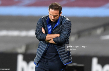Lampard: 'We have a lot of hard work to do to get to where we want to be'