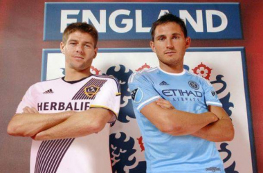 2015 MLS All-Star Game: Frank Lampard And Steven Gerrard Don't Deserve Selection