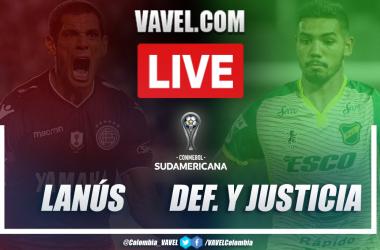 Resumen y goles: Lanús (0-3) Defensa y Justicia en la final de la Copa Sudamericana 2020