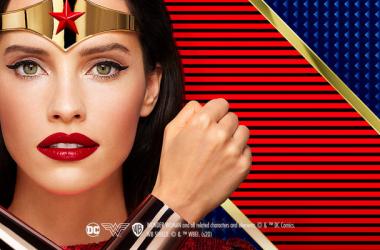 La nueva colección de Wonder Woman x Kiko Milano
