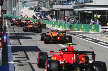 Resumen: GP de Italia de Fórmula 1