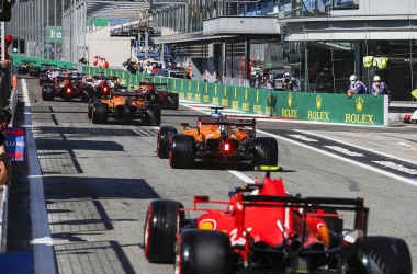 Highlights: Italian GP Formula 1