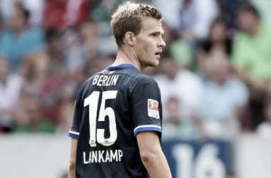 Sebastian Langkamp extends his stay in the capital until 2019