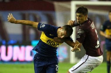 Resultado Lanús - Boca Juniors por el Torneo de Primera División 2015 (1-3)