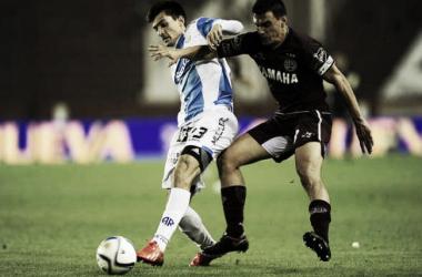 Lanús y Atlético de Rafaela en La Fortaleza. Foto: Web
