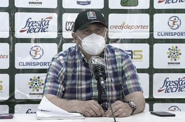 """Eduardo Lara: """"No vamos a bajar los brazos, seguiremos trabajando"""""""