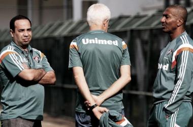 Sem opções, Flu seguirá treinando nas Laranjeiras durante a Copa