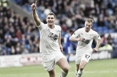 Fotografía Pagina oficial del Burnley