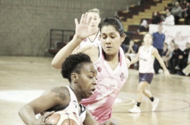 Las Heras clasificó | Foto: Liga Femenina de Básquet