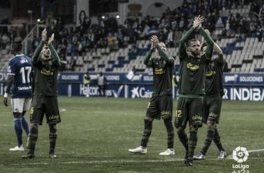 Las Palmas siguen sin remontar el vuelo / La Liga