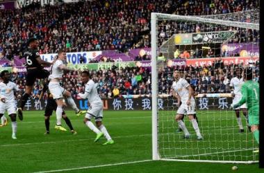 Resumen Swansea 0-1 Newcastle en Premier League 2017