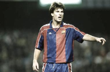 La contundente eliminación del Barcelona al Atlético de 1993