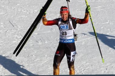 Olimpiadi Pyeonchang 2018: Dahlmeier domina la sprint, Vittozzi sesta, rammarico Wierer