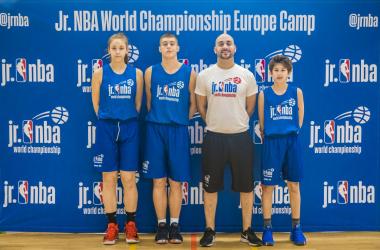Jr NBA World Championship: a Valencia il primo Europe Camp