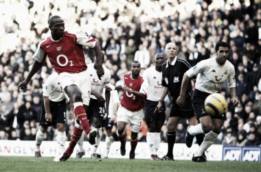 Top Five: African Arsenal players