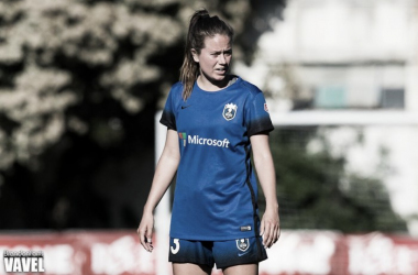Seattle Reign's Lauren Barnes named Defender of the Year | Source: Brandon Farris - VAVEL USA