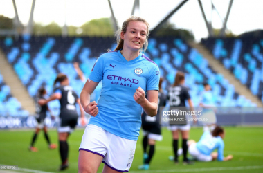 Manchester City Women 5-0 West Ham Women: Stanway double and red card in comprehensive win