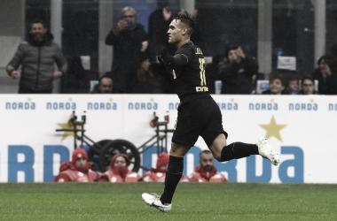 La punta cambia de colores, El Inter vuelve a estar en la cima