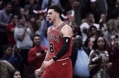 Foto vía: Chicago Bulls.