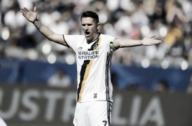 LA Galaxy, San Jose Earthquakesplay to a physical 1-1 draw