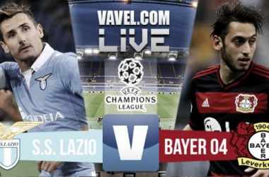 Result Lazio - Bayer Leverkusen Champions League Play-Off (1-0)