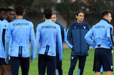 twitter Lazio ufficiale