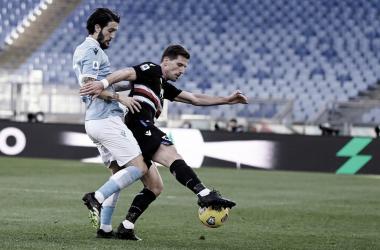 Lazio 1 a 0 Sampdoria (Serie A / Divulgação)