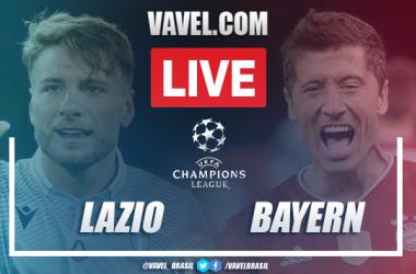 Gols e melhores momentos de Lazio x Bayern (1-4)