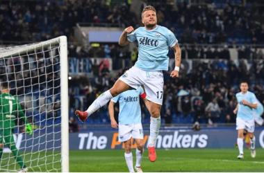 La Lazio corta la mala racha y aguanta en puestos Champions