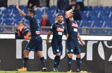 Napoli, per Ancelotti subito l'esame Lazio