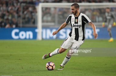 Manchester City could look to Leonardo Bonucci to strengthen defence