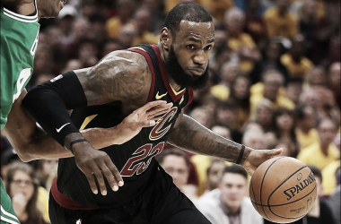 LeBron James. Fonte: Cleveland Cavaliers/Twitter