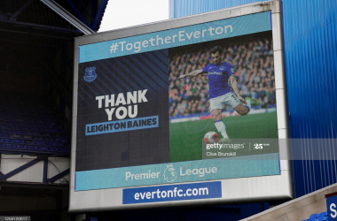 Leighton Baines retires but may take new role at Everton