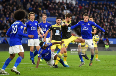 Leicester City welcome Southampton to the King Power Stadium on Saturday evening | Photo: Getty/ NurPhoto