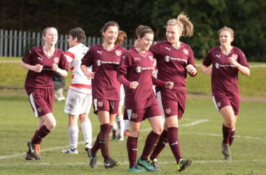 Hearts cause the upset of SWPL Cup First Round