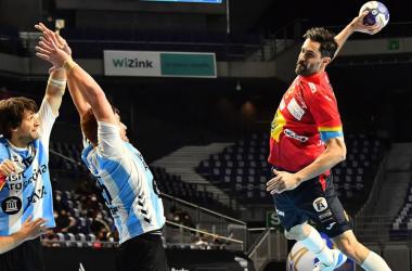 Balonmano: España vs Argentina EN VIVO (24-18)