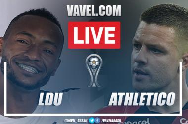 Gols e melhores momentos de LDU 1 x 0 Athletico-PR pela Copa Sul-Americana