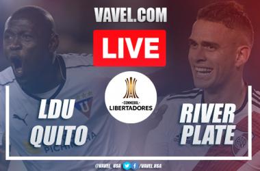Goals and Highlights: Liga Quito 3-0 River Plate, 2020 Copa Libertadores