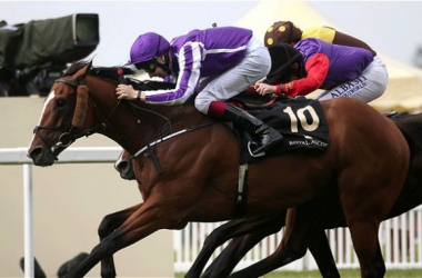 Leading Light captures the Group 1 Gold Cup (Press Association)